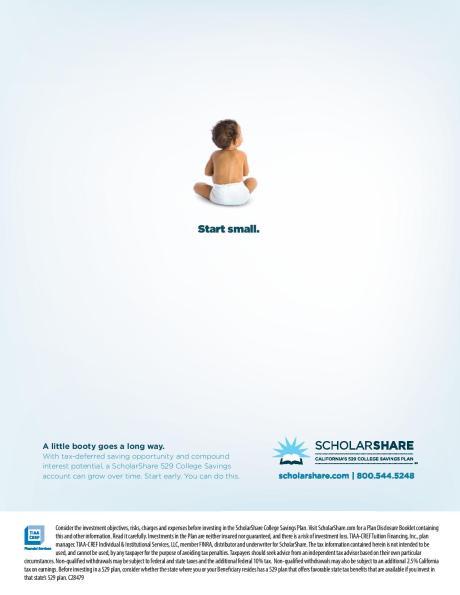BABY START SMALL